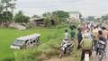 Xe tải tông xe khách văng trúng một người đi xe đạp tử vong