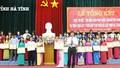 Hà Tĩnh: Trao giải Cuộc thi tìm hiểu Hiến pháp nước CHXHCN Việt Nam