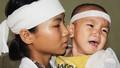 Nghẹn lòng ba đứa trẻ mồ côi khi bố mẹ gặp nạn trên sông Lam