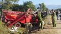 Một chiến sỹ cảnh sát PCCC tử vong trên đường đi cứu hỏa