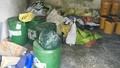 Phát hiện cơ sở tái chế dầu mỡ công nghiệp trái phép trong khu dân cư