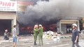 Hỗn loạn giao thông trên Quốc lộ 1A do... cháy