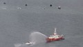 Cứu nạn thành công máy bay dân dụng rơi trên biển Nghệ An