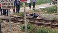 Băng qua đường sắt, cụ ông 70 tuổi bị tàu hỏa đâm tử vong