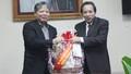 Bộ trưởng thăm chúc tết tại Quảng Bình