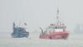 Biên phòng Nghệ An cứu 9 thuyền viên tàu cá gặp nạn