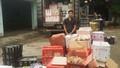 Phát hiện hơn 2 tấn hoa quả Trung Quốc trên xe tải đi tiêu thụ