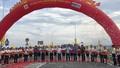 Phó Thủ tướng Vương Đình Huệ dự lễ khánh thành cầu bắc qua sông Lam