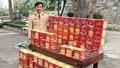 Một ngày bắt 7 đối tượng mua bán 157 kg pháo nổ