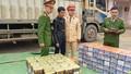 Công an Nghệ An phát hiện, thu giữ hơn 2,5 tấn pháo