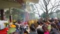 Nghệ An: Dâng cặp bánh chưng nặng 700kg lên thân mẫu Bác Hồ