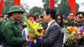 Cảnh đáng nhớ ngày 2.900 thanh niên Nghệ An tòng quân