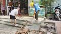 TP.Vinh ngày đầu tiên ra quân giành lại vỉa hè cho người đi bộ