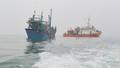 Cứu hộ thành công tàu cá cùng 7 thuyền viên gặp nạn
