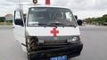 Va chạm giao thông, tài xế xe cứu thương vác dao truy sát người