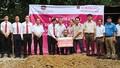 Cục THADS Hà Tĩnh và Agribank 'chung tay' xây nhà tình nghĩa