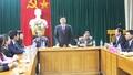 Bộ trưởng Lê Thành Long thăm Sở Tư pháp Nghệ An