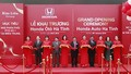 Honda Việt Nam & Kim Liên Group khai trương đại lý 5S tại Hà Tĩnh