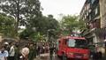 Lại xảy ra cháy ở Vinh, hàng chục hộ dân chung cư cũ 'hú vía'