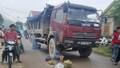 Bé gái 3 tuổi bị xe tải tông tử vong trước cổng điểm trường mầm non