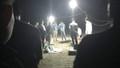 Tá hỏa phát hiện thi thể hai phụ nữ buộc với nhau dạt vào bờ biển