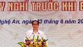 Phó Thủ tướng Vũ Đức Đam kêu gọi toàn dân phòng chống ma túy và tệ nạn
