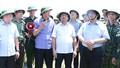 Trưởng ban Tổ chức Trung ương trực tiếp kiểm tra công tác chữa cháy rừng tại Hà Tĩnh
