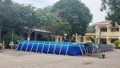 Cháu bé 4 tuổi tử vong trong bể bơi trường gần nhà