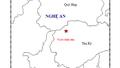Nhiều người hốt hoảng khi xuất hiện rung lắc do động đất 4,2 độ Richter tại Nghệ An