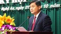 Ông Thái Thanh Quý làm Bí thư Tỉnh ủy Nghệ An