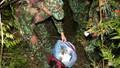 Phục bắt nhóm mang 30 bánh heroin và súng luồn rừng vào Việt Nam đêm mưa bão