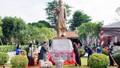 Lễ giổ lần thứ 80 và khánh thành tượng đài chí sỹ yêu nước Phan Bội Châu