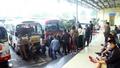 Nghệ An: Các xe tuyến cố định đường 7 đã trở lại hoạt động bình thường