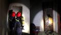 Con trai châm lửa đốt nhà vì mâu thuẫn với cha mẹ