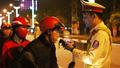 Xử phạt gần nửa tỷ đồng hơn 100 lái vi phạm nồng độ cồn ở Hà Tĩnh