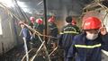 Liên tiếp 2 vụ cháy trong ngày tại Nghệ An