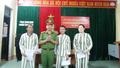 Thanh Hoá công bố quyết định giảm án cho 38 phạm nhân trong dịp 30/4 và 1/5