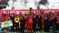 Bóng đá Việt Nam sắp 'ẵm' nhiều giải lớn?