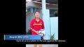 Nữ cầu thủ Việt Nam đầu tiên tham gia chiến dịch phòng chống Covid-19