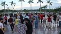Hàng nghìn người tham gia nhảy Flashmob cầu hôn