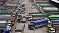 Lại ùn ứ nông sản ở cửa khẩu Tân Thanh