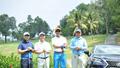 Chơi golf được Lexus