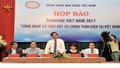 """Banking Vietnam 2017:  """"Công nghệ số thúc đẩy tài chính toàn diện tại Việt Nam""""."""