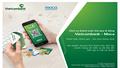 Vietcombank  ra mắt Dịch vụ thanh toán thẻ qua di động Vietcombank – Moca