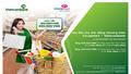 Nhiều ưu đãi hấp dẫn danh cho chủ thẻ Vietcombank tại hệ thống siêu thị Co.opmart và Fivimart