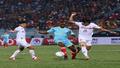 Hòa 4-4, Sanna Khánh Hòa giành danh hiệu cầu thủ xuất sắc nhất trận đầu