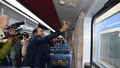 Ngành đường sắt đưa thêm 30 toa xe hiện đại khai thác dịp Tết Mậu Tuất 2018