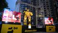"""Ứng dựng  """"BE"""" xác lập """"Mô hình Bumblebee lớn nhất Việt Nam"""""""