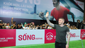 "David Beckham ""thắp lửa"" tại ""Sống"" Festival của AIA"
