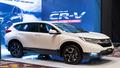 Honda Việt Nam khuyến mãi cho khách hàng mua xe CR-V và HR-V